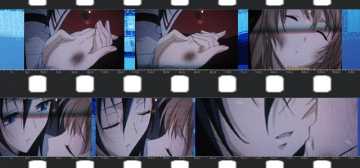 """reacción de himeko… el """"contacto"""""""